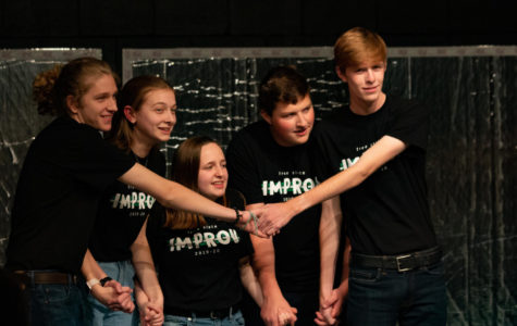 Photo Gallery: Improv Night