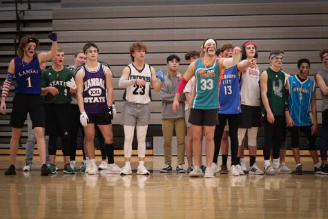 Photo Gallery: Student Council Dodgeball Tournament