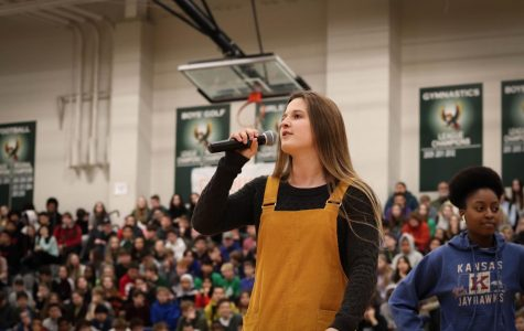 Photo Gallery: Pep Assembly