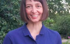 Lawrence school board president, Kelly Jones